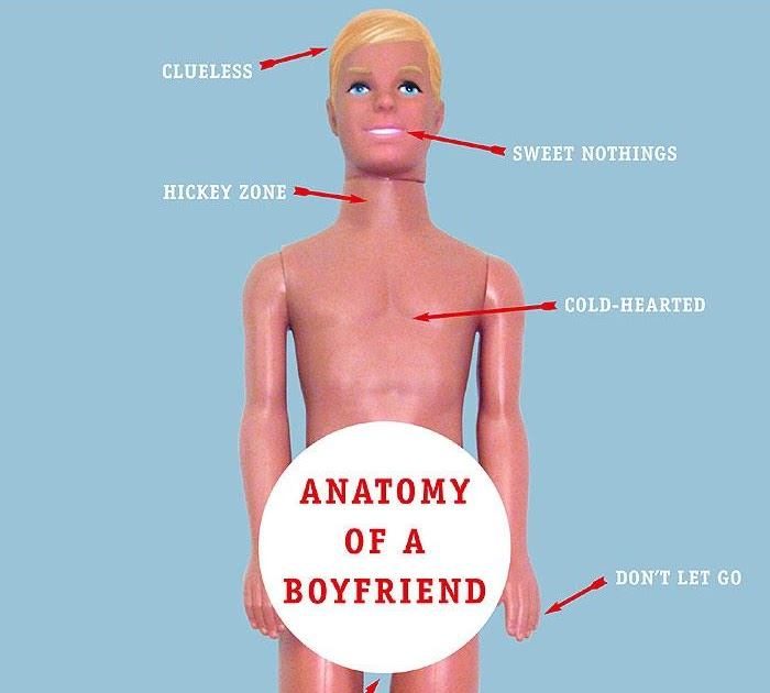 All Five Stars Anatomy Of A Boyfriend By Daria Snadowsky