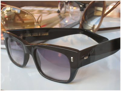 Custom Cutler and Gross Glasses - Fashion. Beauty. Trends