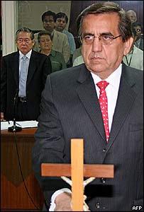 Primer ministro, Jorge del Castillo