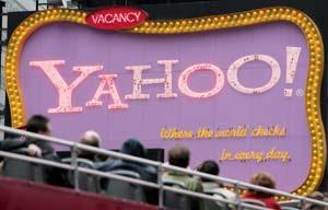 publicidad Yahoo!