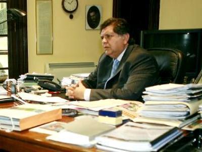 Presidente Alan García