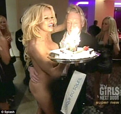 Pamela Andeson naked