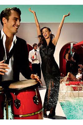 Jessica Alba - Calendario Campari 2009 - Junio