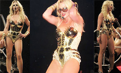 Britney Spears sexy en New Orleans