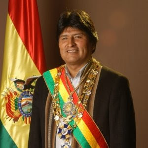 Evo Morales incautar bienes de secesionistas