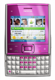 Nokia X5  -  Harga dan Spesifikasi Nokia X5