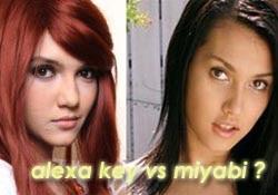 Alexa Key VS Miyabi?