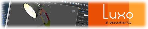 Luxo,Diseño 3d y Animación