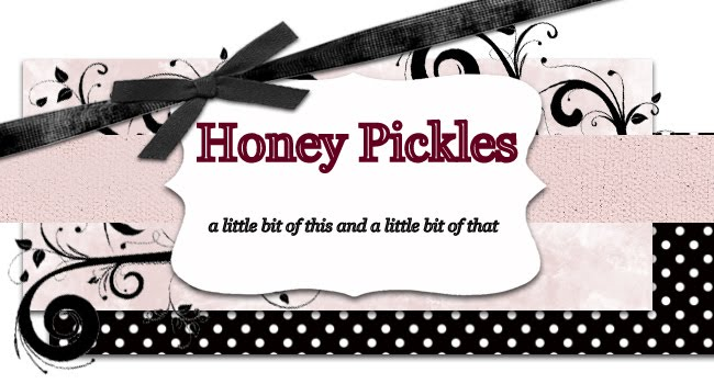 Honey Pickles