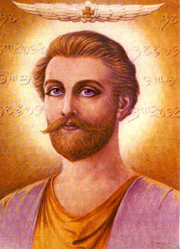 Facebook Avatar Acuarius: Maestro Saint Germain