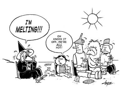 hot weather funny - photo #23