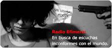 Intentos musicales en texto: Radio Efímera