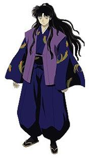 Inuyasha Naraku