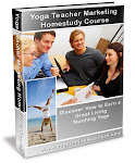 Yoga Teacher Marketing Homestudy Course