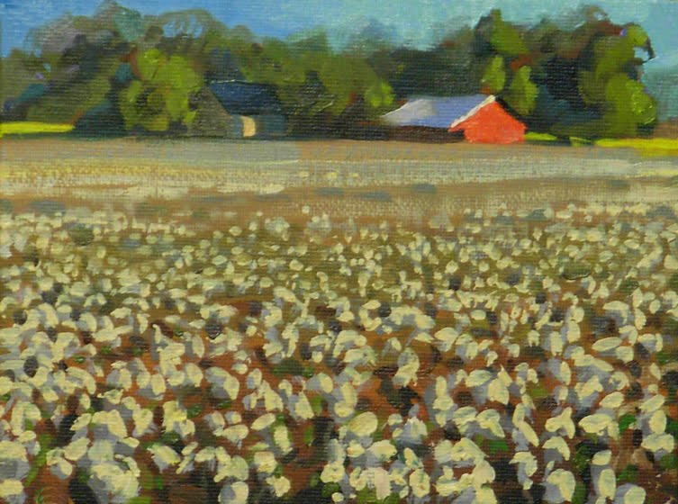 Christopher Greco: Cotton Pickin' Time - SOLDDaily ...