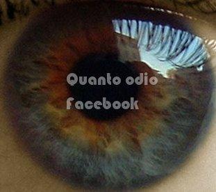QUANTO ODIO FACEBOOK