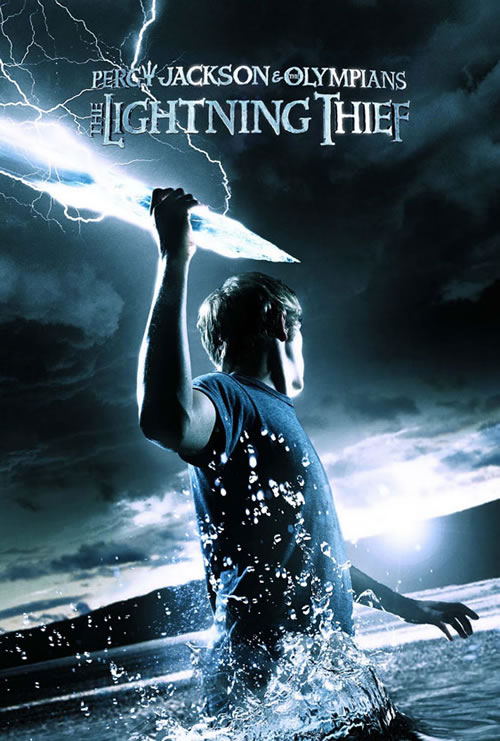 Lost In My Book Percy Jackson The Olympians The Lightning Thief By Ri