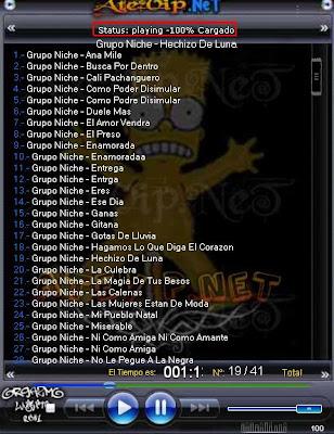 Pagina para escuchar todo tipo de musica online