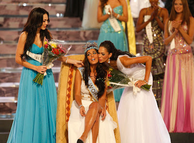 Miss world 2009 title winner photos