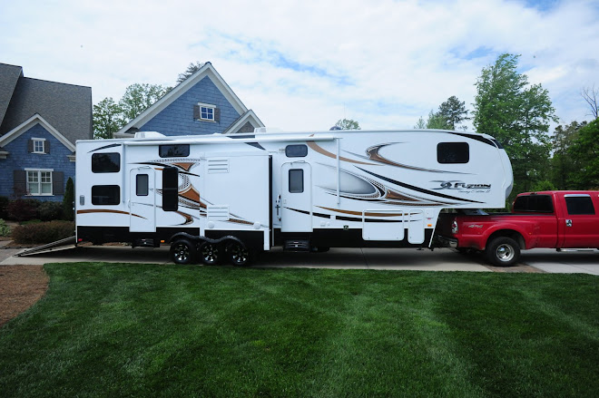 New 5th Wheel Fuzion