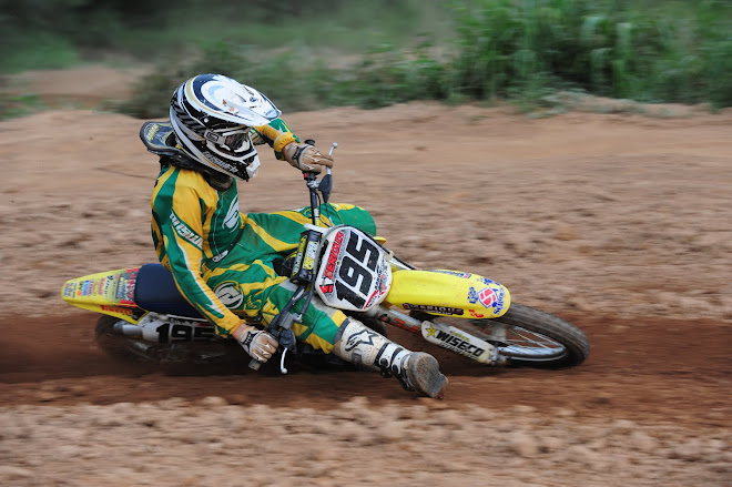 Aaron MX Training