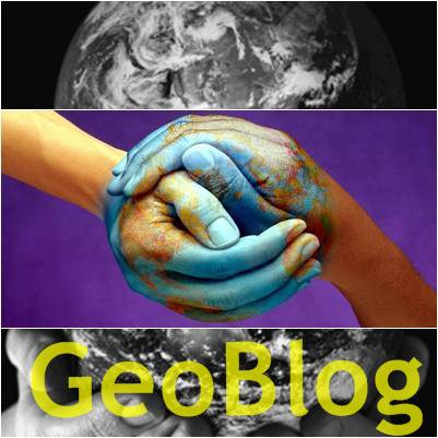 A geografia move o mundo!