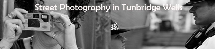 Street Photography in Tunbridge Wells