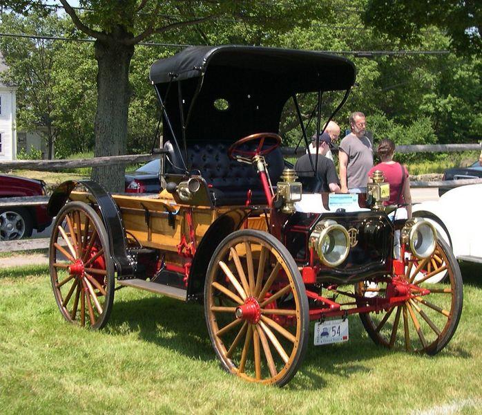 Antique International Harvester Wagon : Larry s ramble