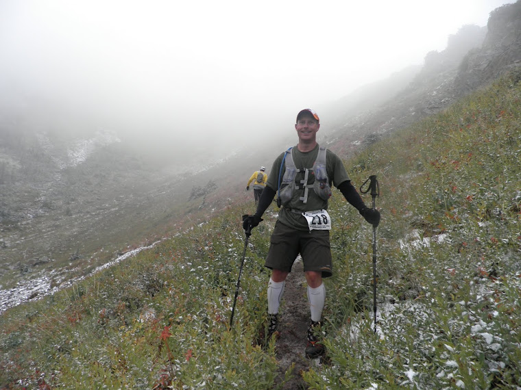 Tales of the Running Hophead  2011 Hardrock 100 Race Report by