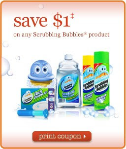 Auto shower cleaner coupon