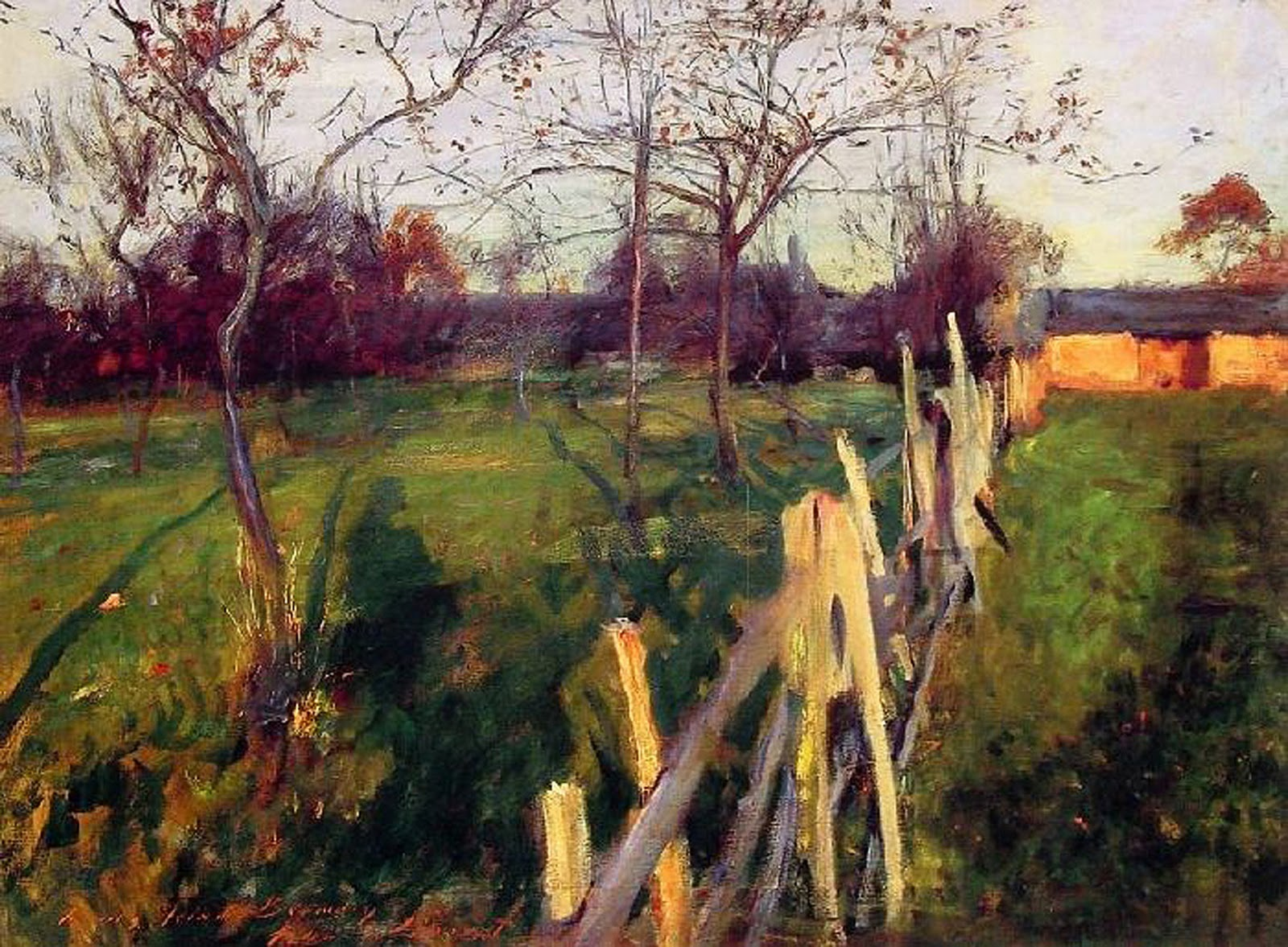 Gurney journey how john sargent found a painting subject for Paintings for home
