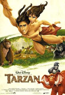 Caratulas de las peliculas de Tarzan