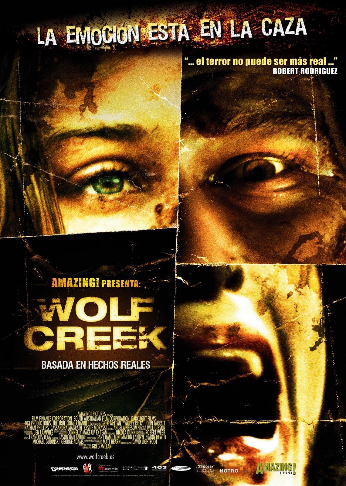 El Cazador (Wolf Creek) (2005)