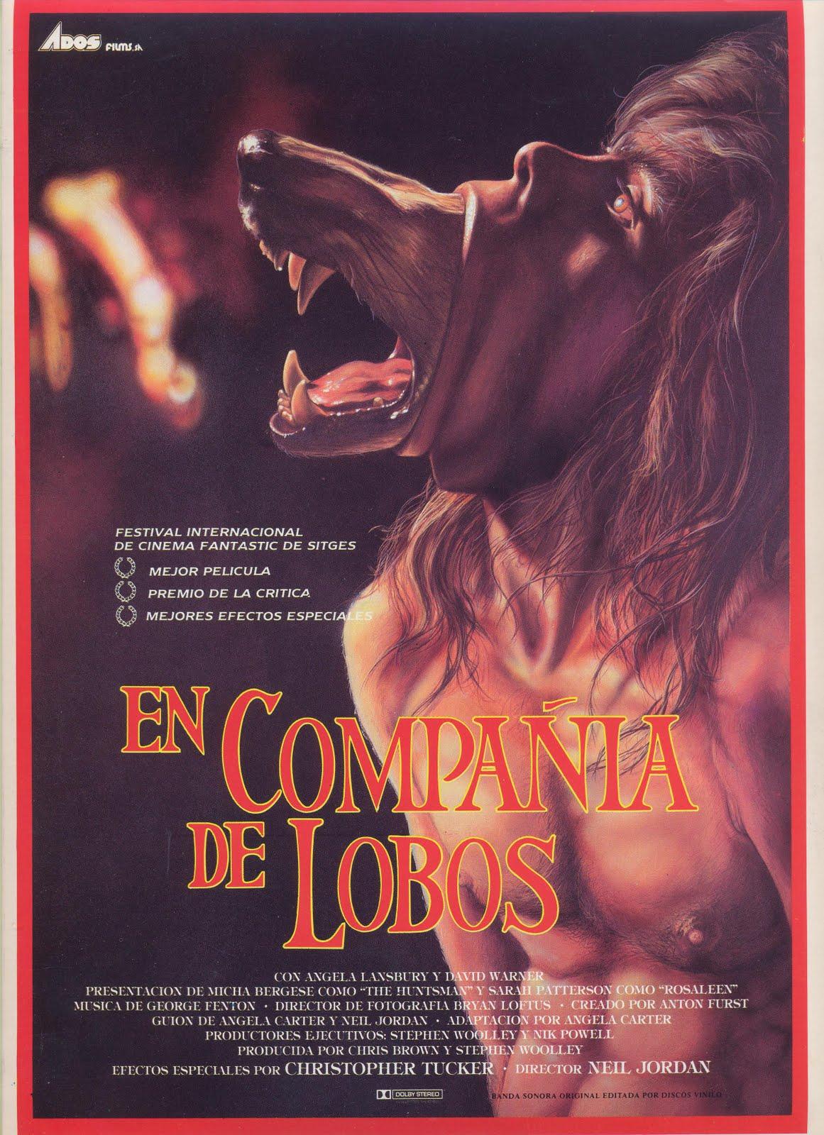 En compañía de lobos (1984)