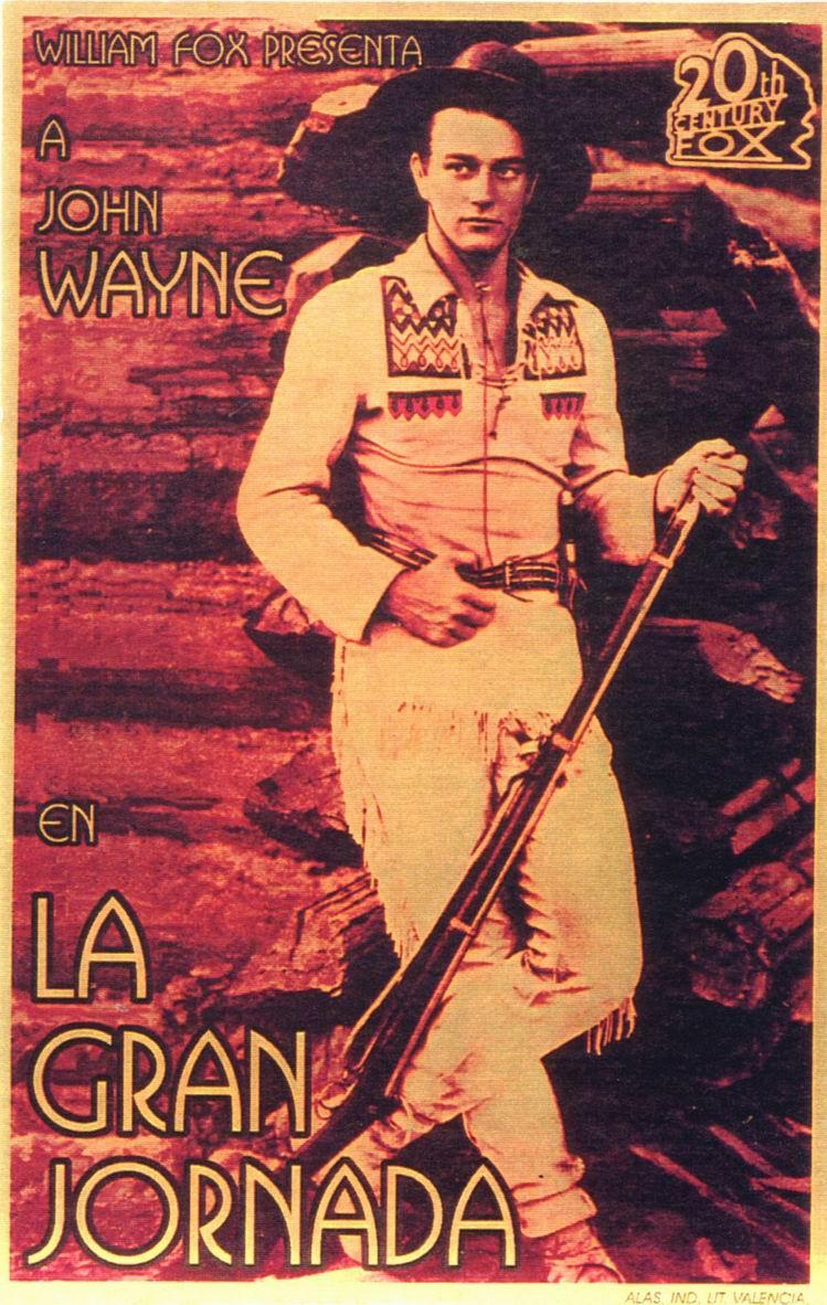 Caratulas western años 30