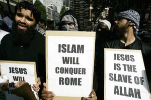 """ISIS: """"Rome Is Next"""""""