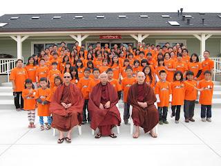 >Ashin Osada – Halfmoon Bay Summer Buddhist Class for Children
