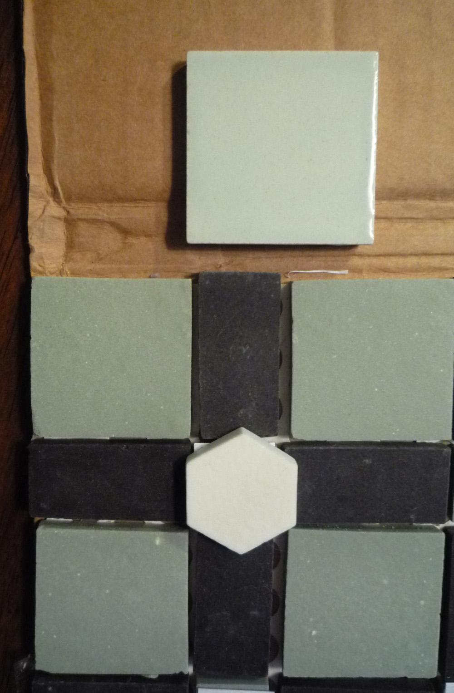 Simple  Listing Is For 2 6quotx6quot Bathroom Floor Tile 6mm Cork Tiles Sampl