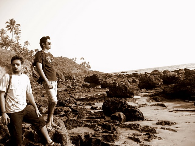 Goa is one of the most beautiful places in India gifted with sun kissed