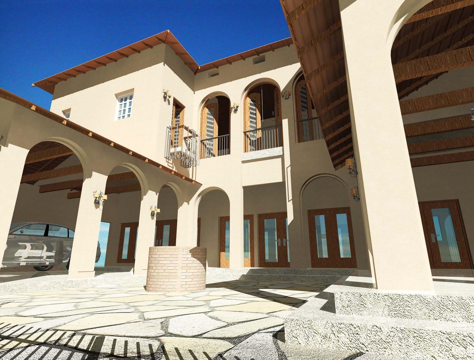 Fuze Design Spanish House