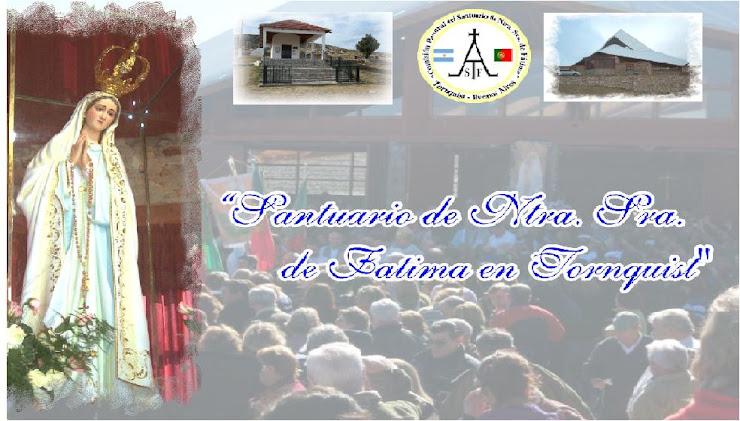 Santuario de Nuestra Señora de Fatima en Tornquist