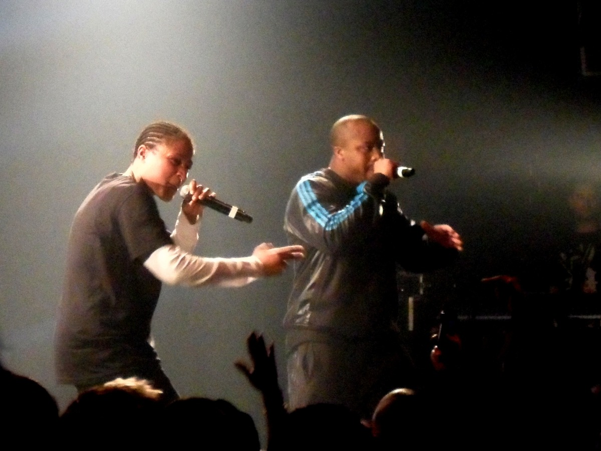 Casey et B.James 2010