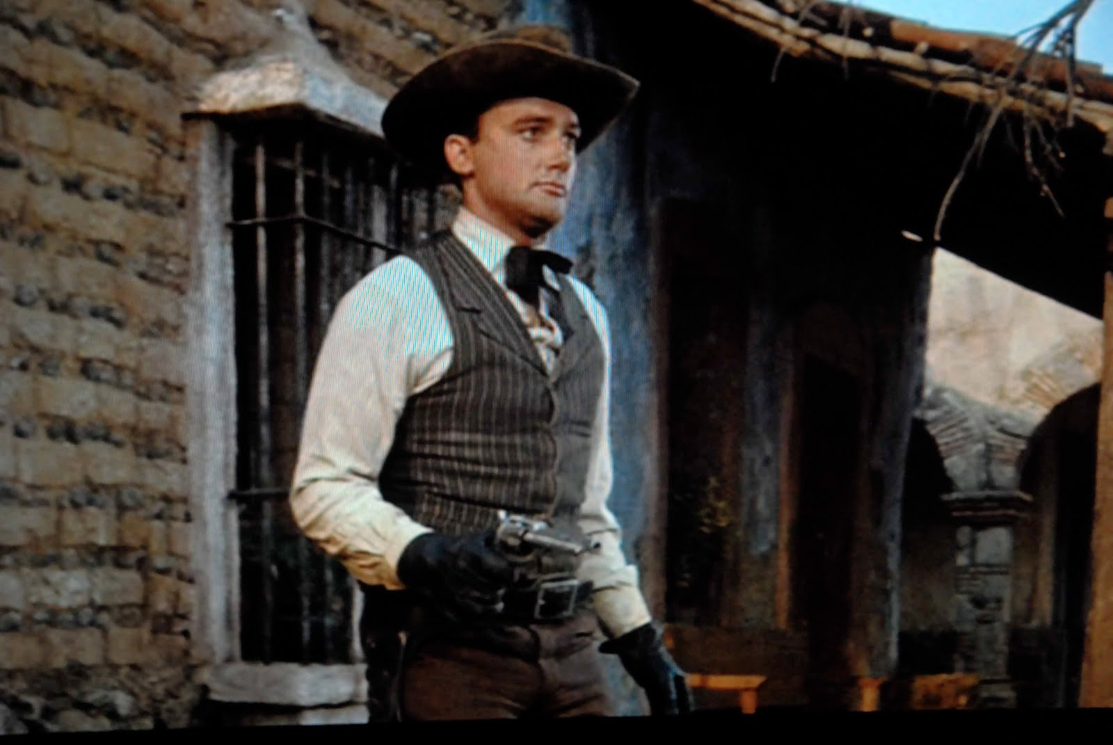 Image result for james coburn and robert vaughn in the magnificent seven
