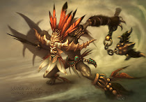Witch Doctor Wallpaper