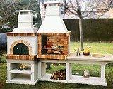 Jardinitis barbacoas prefabricadas for Barbacoas prefabricadas