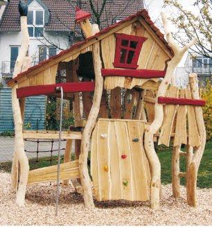 casa infantil exterior