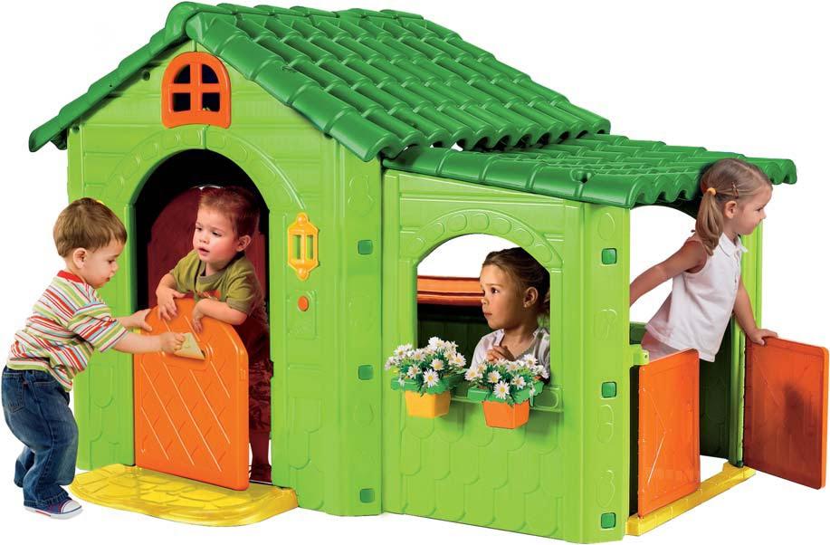 jardinitis Casitas infantiles