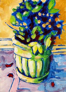 plants   art   painting