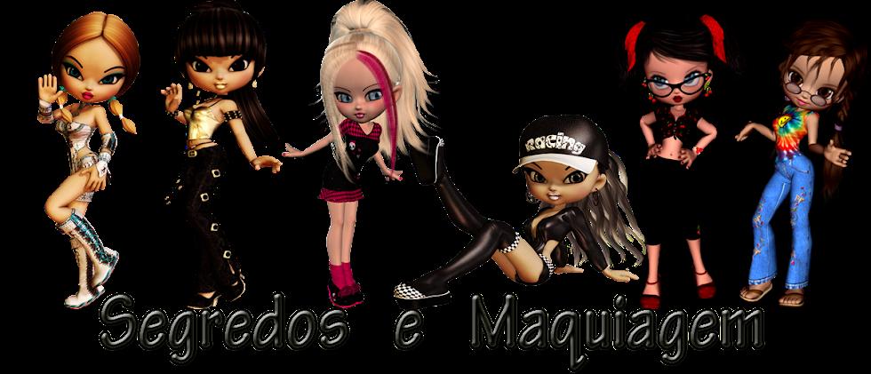 Segredos e Maquiagem         by  Renata