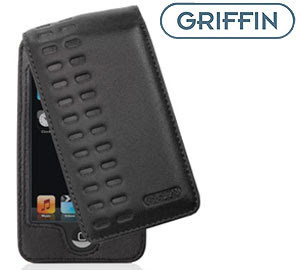 Griffin Elan Convertible Leather Case for iPod Touch